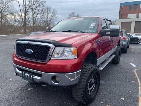 2008 Ford F-150 for sale at Trocci's Auto Sales in West Pittsburg PA