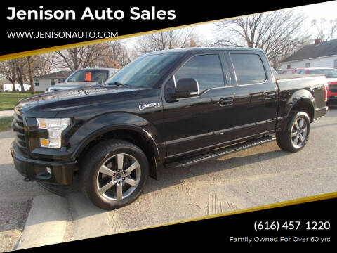 2017 Ford F-150 for sale at Jenison Auto Sales in Jenison MI
