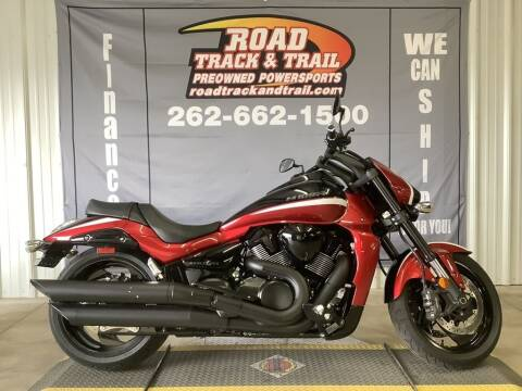 2019 Suzuki Boulevard M109R B.O.S.S. for sale at Road Track and Trail in Big Bend WI
