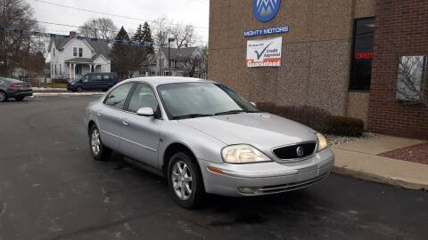 2002 Mercury Sable for sale at Mighty Motors in Adrian MI