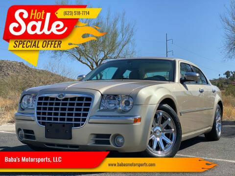 2006 Chrysler 300 for sale at Baba's Motorsports, LLC in Phoenix AZ