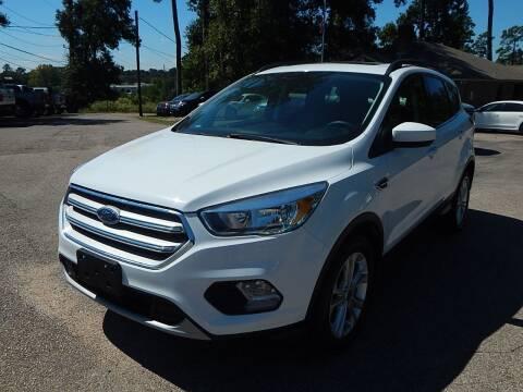 2018 Ford Escape for sale at Medford Motors Inc. in Magnolia TX