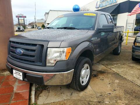 2009 Ford F-150 for sale at CAPITOL AUTO SALES LLC in Baton Rouge LA