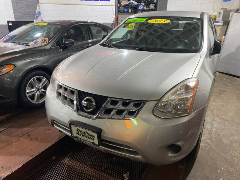 2013 Nissan Rogue for sale at DEALS ON WHEELS in Newark NJ