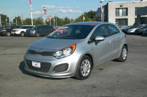 2013 Kia Rio 5-Door for sale at Paniagua Auto Mall in Dalton GA