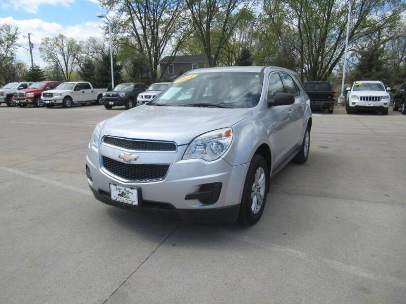 2014 Chevrolet Equinox for sale at Aztec Motors in Des Moines IA