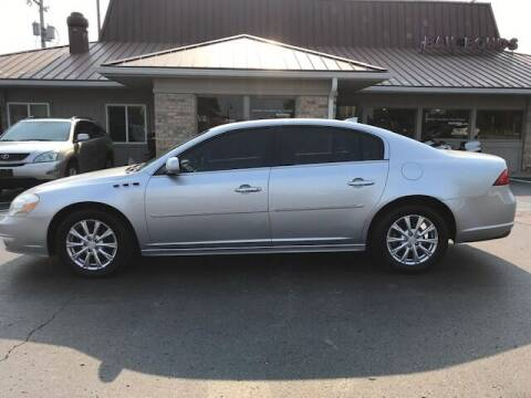 2011 Buick Lucerne for sale at Motors Inc in Mason MI