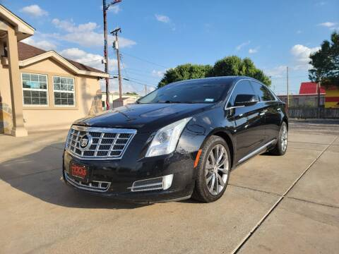 2013 Cadillac XTS for sale at Texas Premiere Autos in Amarillo TX