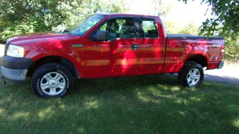 2005 Ford F-150 for sale at North Star Auto Mall in Isanti MN