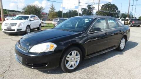 2015 Chevrolet Impala Limited for sale at Minden Autoplex in Minden LA
