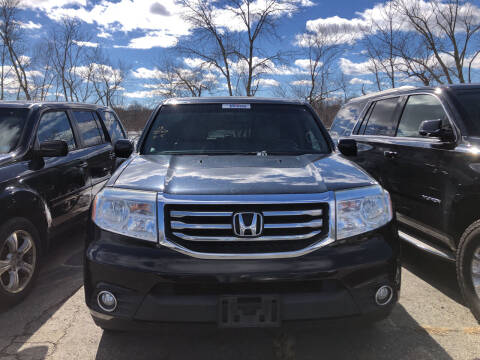 2013 Honda Pilot for sale at Top Line Import of Methuen in Methuen MA