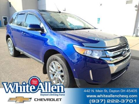 2013 Ford Edge for sale at WHITE-ALLEN CHEVROLET in Dayton OH