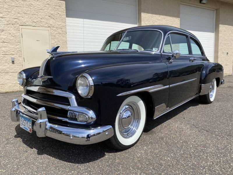 1951 Chevrolet STYLELINE for sale at Route 65 Sales & Classics LLC - Classic Cars in Ham Lake MN
