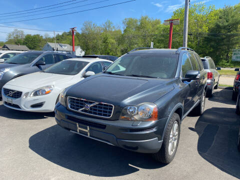 2009 Volvo XC90 for sale at Top Quality Auto Sales in Westport MA