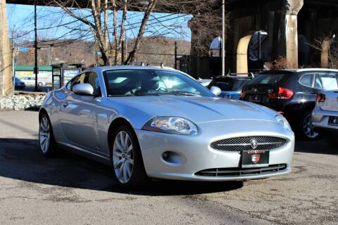 2007 Jaguar XK-Series for sale at Cutuly Auto Sales in Pittsburgh PA