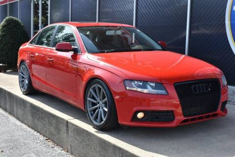 2011 Audi A4 for sale at Alfa Romeo & Fiat of Strongsville in Strongsville OH