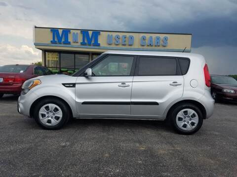 2012 Kia Soul for sale at MnM The Next Generation in Jefferson City MO
