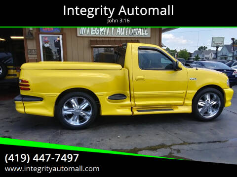 2002 Ford F-150 for sale at Integrity Automall in Tiffin OH