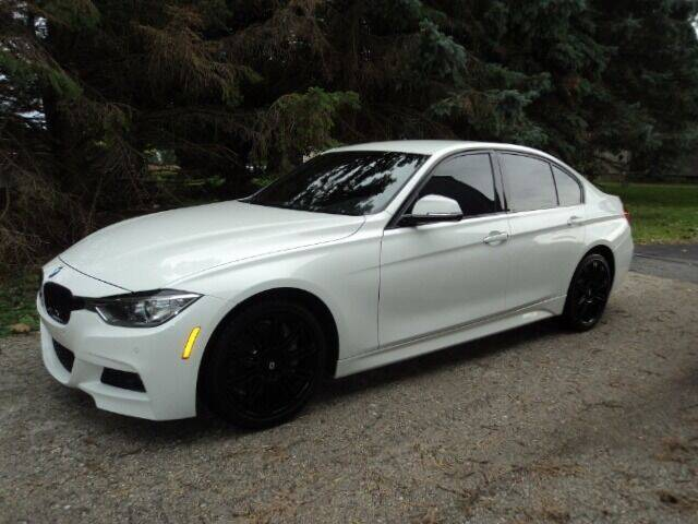 2015 BMW 3 Series for sale at HUSHER CAR CO in Caledonia WI