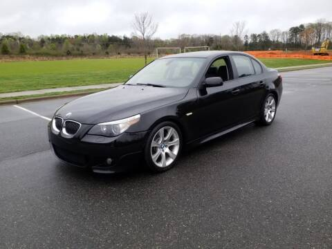 2006 BMW 5 Series for sale at Lister Motorsports in Troutman NC
