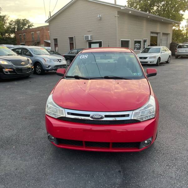 2008 Ford Focus for sale at Roy's Auto Sales in Harrisburg PA