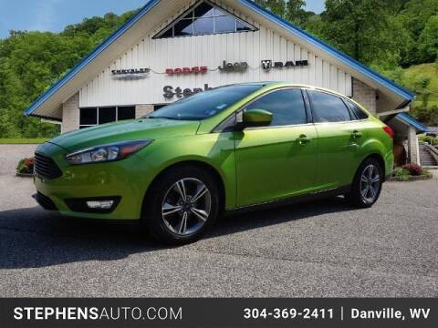 2018 Ford Focus for sale at Stephens Auto Center of Beckley in Beckley WV