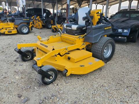 "2019 Hustler Super Z Hyperdrive 72""  for sale at Brad Waller Automotive in Stockton KS"