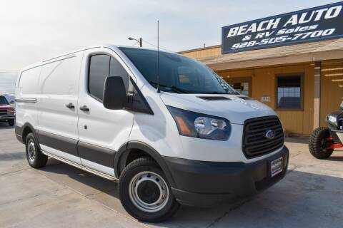 2019 Ford Transit Cargo for sale at Beach Auto and RV Sales in Lake Havasu City AZ