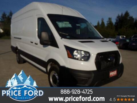 2021 Ford Transit Cargo for sale at Price Ford Lincoln in Port Angeles WA