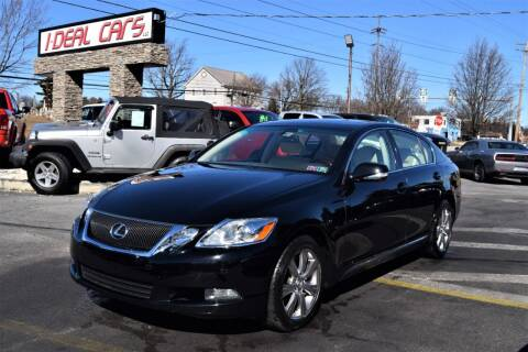 2011 Lexus GS 350 for sale at I-DEAL CARS in Camp Hill PA