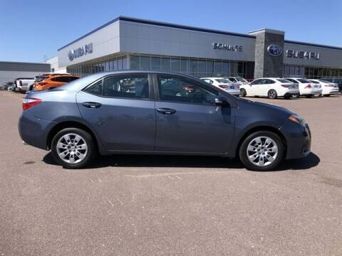 2014 Toyota Corolla for sale at Schulte Subaru in Sioux Falls SD