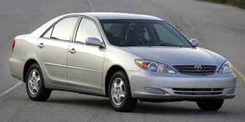 2003 Toyota Camry for sale at HILAND TOYOTA in Moline IL