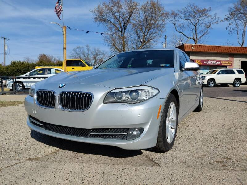 2013 BMW 5 Series for sale at Lamarina Auto Sales in Dearborn Heights MI