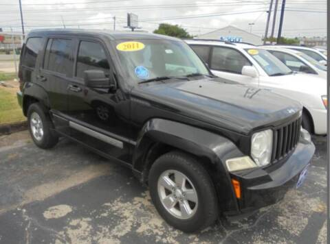 2011 Jeep Liberty for sale at Budget Motors in Aransas Pass TX