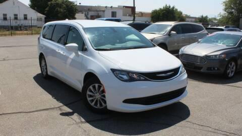 2017 Chrysler Pacifica for sale at Car Bazaar INC in Salt Lake City UT