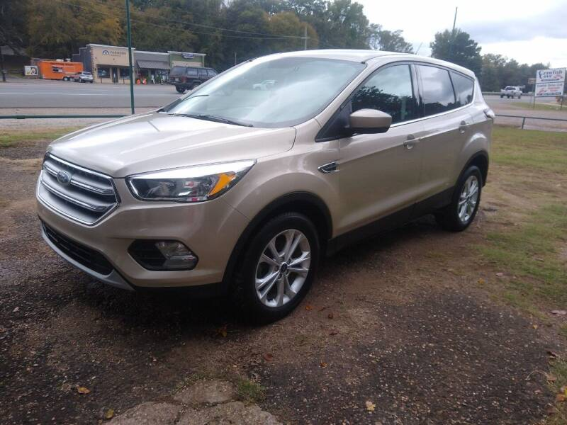 2017 Ford Escape for sale at Doug Kramer Auto Sales in Longview TX