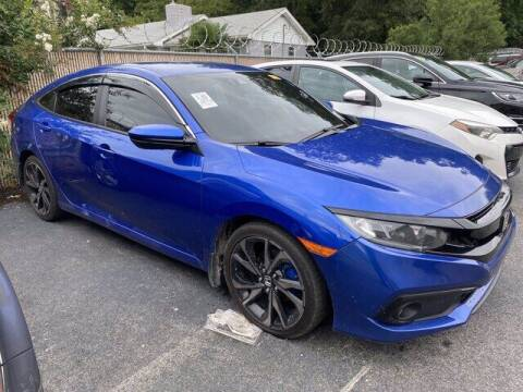 2020 Honda Civic for sale at CBS Quality Cars in Durham NC