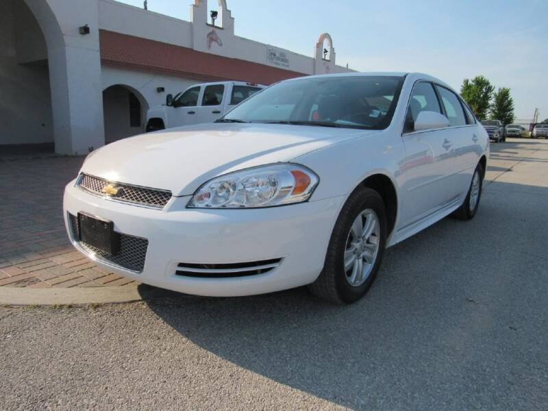 2014 Chevrolet Impala Limited for sale at HANSEN'S USED CARS in Ottawa KS