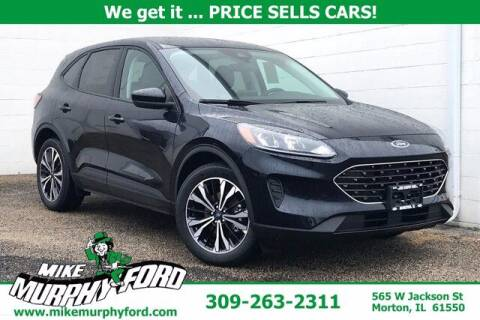 2021 Ford Escape for sale at Mike Murphy Ford in Morton IL