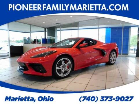 2020 Chevrolet Corvette for sale at Pioneer Family preowned autos in Williamstown WV