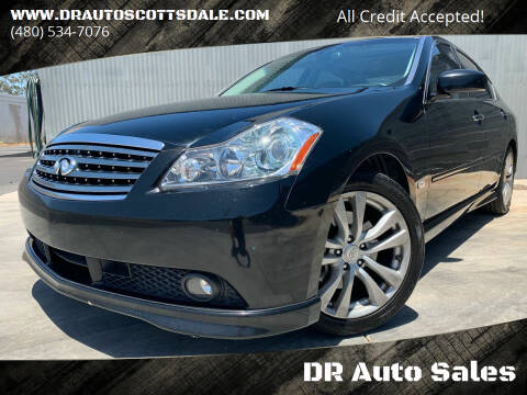 2006 Infiniti M35 for sale at DR Auto Sales in Scottsdale AZ