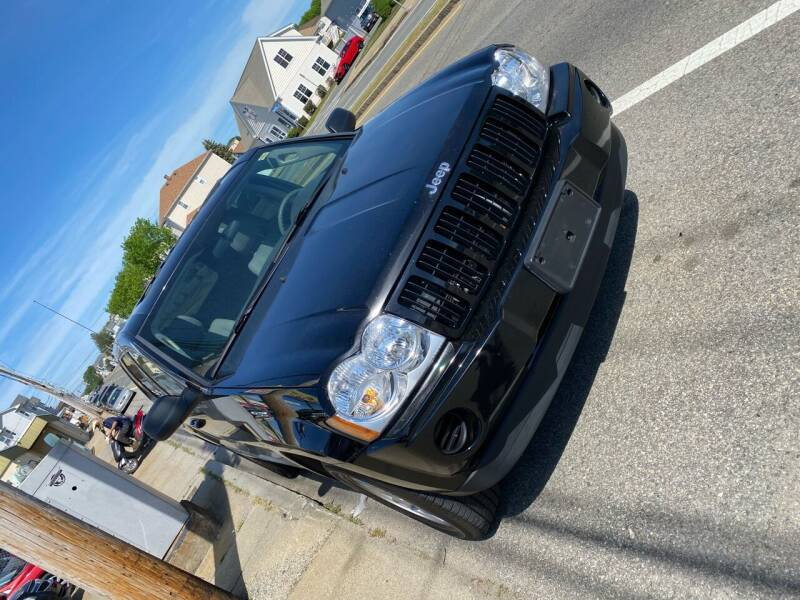 2007 Jeep Grand Cherokee for sale at Bob Luongo's Auto Sales in Fall River MA