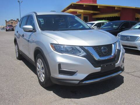 2018 Nissan Rogue for sale at T & D Motor Company in Bethany OK