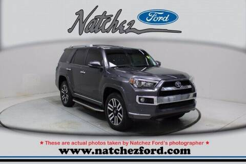 2018 Toyota 4Runner for sale at Auto Group South - Natchez Ford Lincoln in Natchez MS