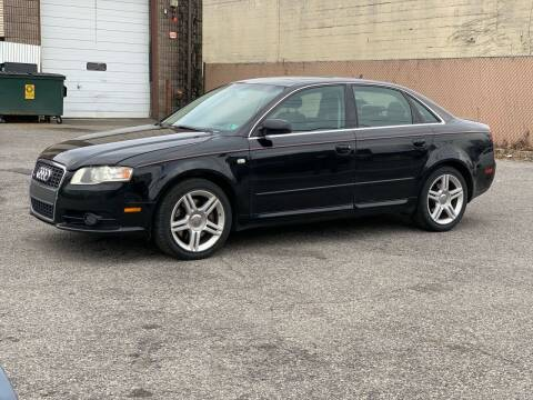 2008 Audi A4 for sale at Innovative Auto Group in Hasbrouck Heights NJ