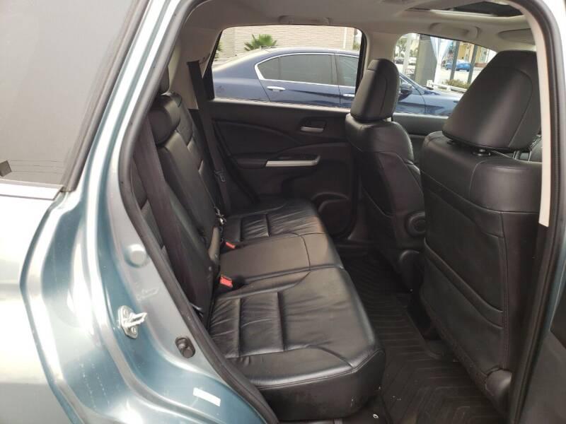 2012 Honda CR-V EX-L 4dr SUV w/Navi - Montebello CA