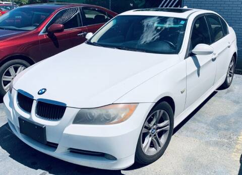 2008 BMW 3 Series for sale at RD Motors, Inc in Charlotte NC