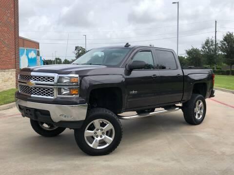2015 Chevrolet Silverado 1500 for sale at AUTO DIRECT in Houston TX