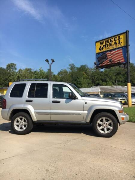 2005 Jeep Liberty for sale at Wheel & Deal Auto Sales Inc. in Cincinnati OH