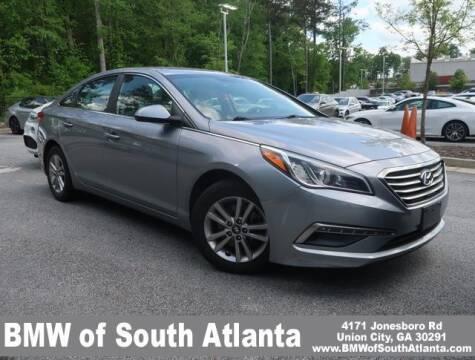 2015 Hyundai Sonata for sale at Carol Benner @ BMW of South Atlanta in Union City GA